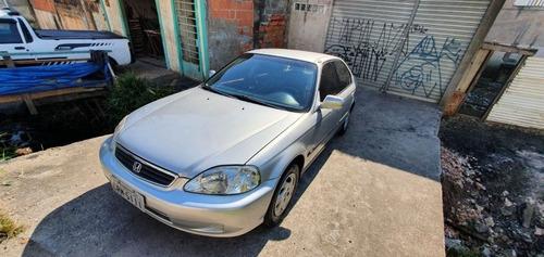 Honda Civic 1999 1.6 Lx 4p