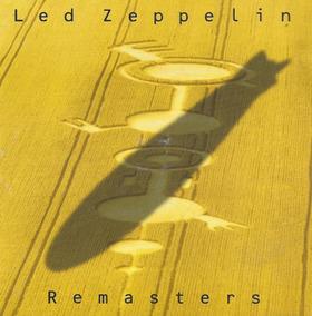 Cd - Led Zeppelin - Remasters - Duplo E Lacrado