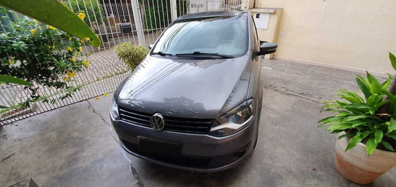 Volkswagen Fox 1.6 2014 Highline I-motion Flex
