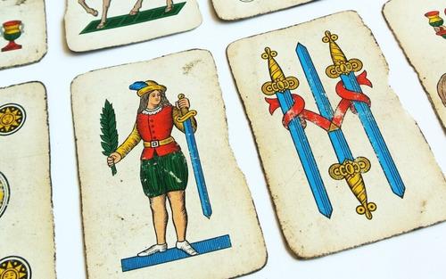 Imagen 1 de 2 de Baraja Española Victoria X Juego 40 Cartas 5259 Naipe