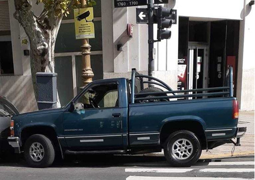 Chevrolet Silverado 1998 4.2 Mwm Dlx