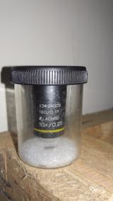 Objetiva 10x Leica Para Microscópio