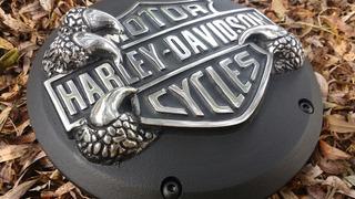 Tampa Harley Primária 1450/1700cc Hd Garra Ii - Até 2016