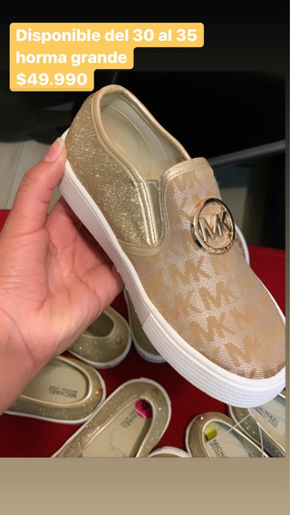 Zapatos Michael Kors Talla 35