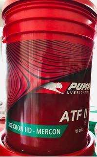 Puma Atf Ii X20 Litros Balde Hidraulico Rojo