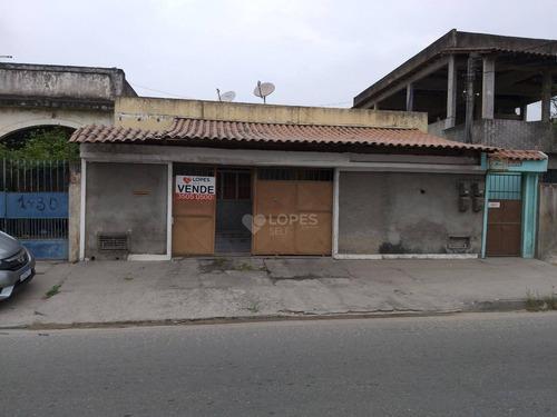 Imagem 1 de 8 de Casa Com 2 Dormitórios À Venda, 73 M² Por R$ 195.000,00 - Jardim Catarina - São Gonçalo/rj - Ca20572