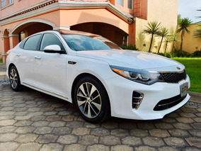 Kia Optima Slx Turbo 2017 Factura Original, Tomamos Auto