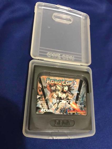 Robocop 3 - Game Gear Japonês - V447