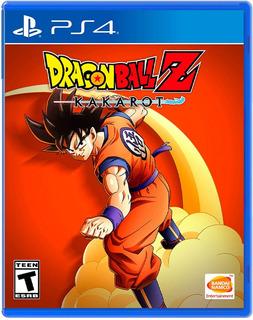 Dragon Ball Z Kakarot / Juego Físico / Full Stock Ya! / Ps4