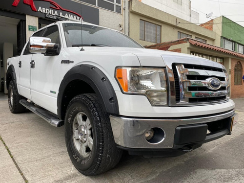 Ford F150 Xlt At 2012 3.500 Dc 4x4