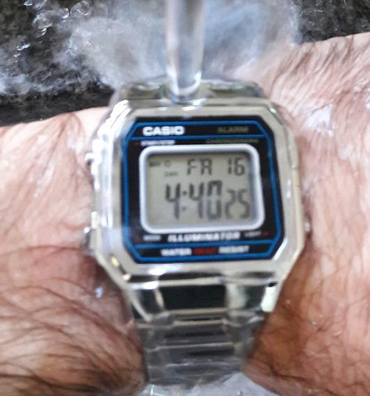 Relógio Casio Vintage Unisex B650wc-5adf Resistente A Água