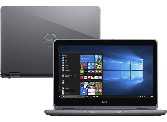 Promoçao Notebook 2 Em 1 Dell Inspiron I11 Intel Pentium 4gb