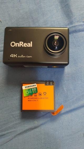 Onreal 4k Action Câmera
