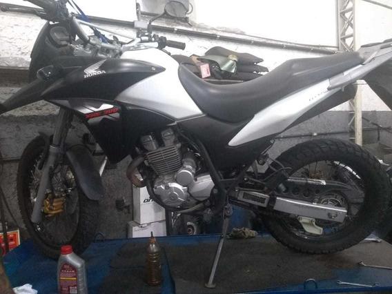 Moto Xre Branco 300cc - Único Dono
