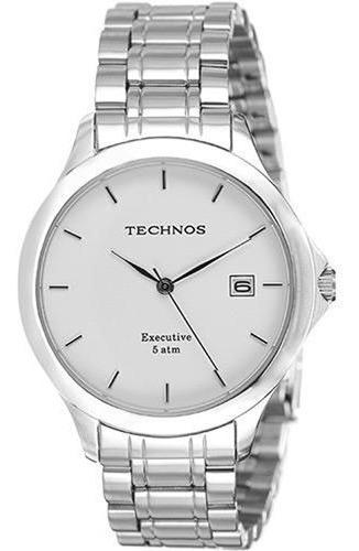Relógio De Pulso Technos Aço 1s13bctdy/1b