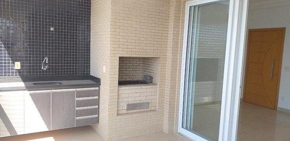 Apartamento Com 3 Dormitórios À Venda, 166 M² Por R$ 1.400.000,00 - Pompéia - Santos/sp - Ap7530
