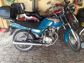 Honda Cg Titan Estado De Nova