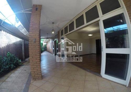 Casa Comercial Com 3 Dormitórios Para Alugar, 375 M² Por R$ 16.000/mês - Jardim Sumaré - Ribeirão Preto/sp - Ca1885