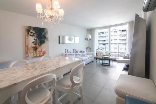 Apartamento En Torre Yoo, Dormitorio Y Medio, Con Todos Los Servicios- Ref: 271