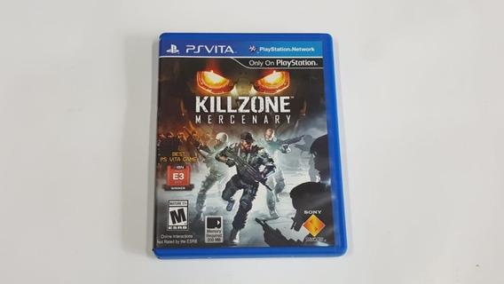 Jogo Killzone Mercenary - Ps Vita - Original