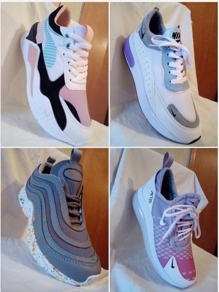 Zapatos Para Damas Y Caballeros