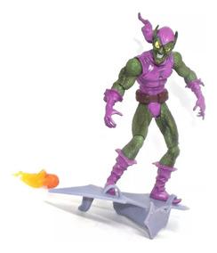 Action Figure Duende Verde Marvel Legends Homem Aranha