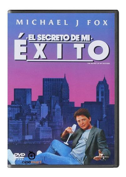 El Secreto De Mi Exito Michael J Fox Pelicula Dvd Mercado Libre