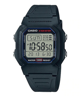 Reloj Casio Original W800h Wr 100 Mts
