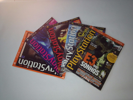 Revistas De Games