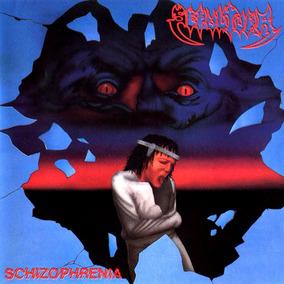 Sepultura - Schizophrenia (remaster Original) (1998) (usado)