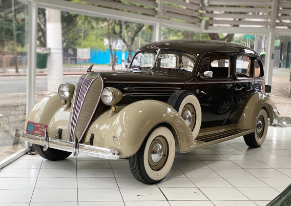 Hudson Terraplane - 1936