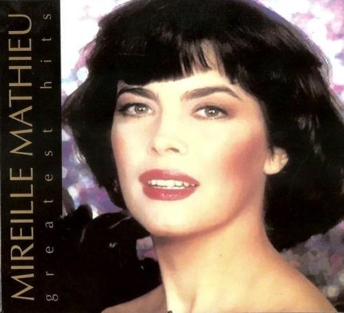 Mireille Mathieu - Greatest Hits Cd 2 Cds