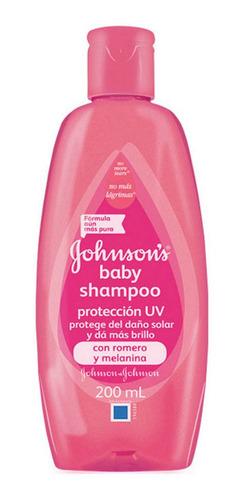 Johnson's Baby Shampoo Protección Uv 200 Ml