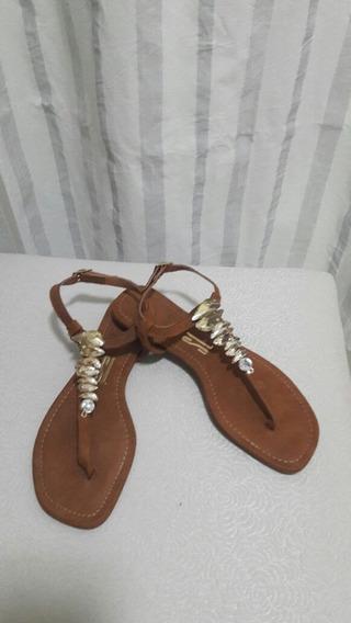 Sandália Santa Lolla Usado Poucas Vezes