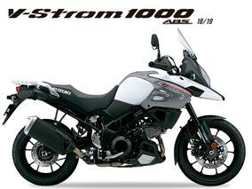 Suzuki V-strom 1000 2018/2019 Branco - 0km