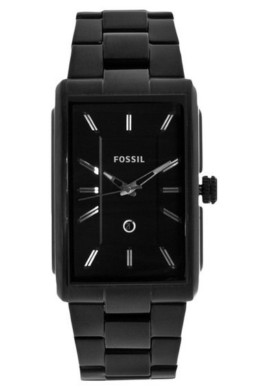 Relógio Fossil Cronógrafo De Aço Ionizado Ffs4678z