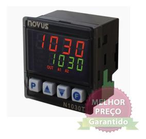 Controlador De Temperatura Novus N1030t-pr