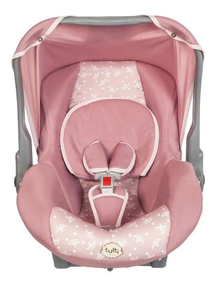 Bebe Conforto Nino Rosa Coroa Retratil Tutti Baby 04700.36