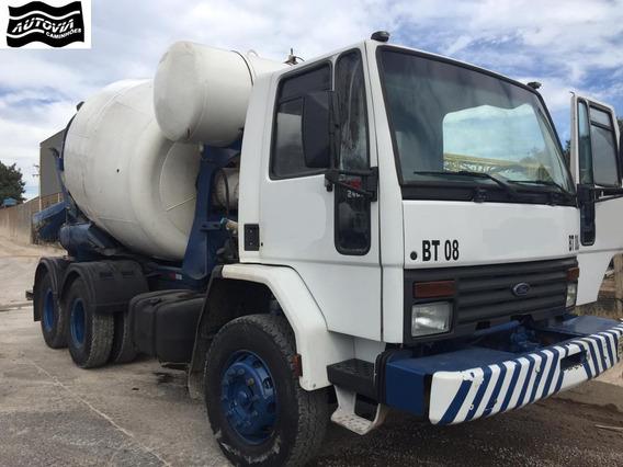 Caminhao Ford Cargo 2425 Betoneira 6x4