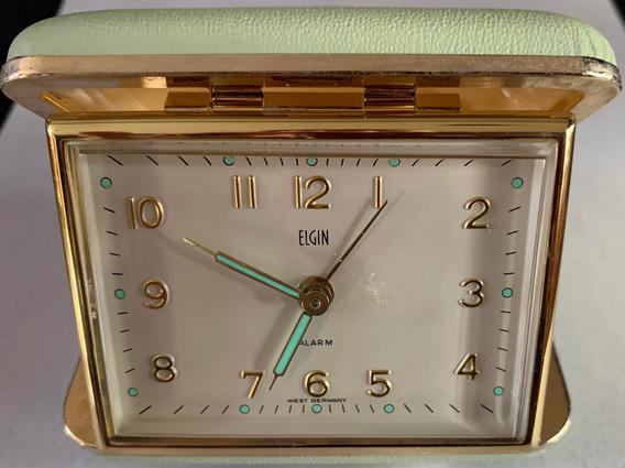 Reloj Despertador Elgin Vintage
