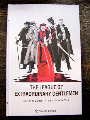 Imagen 1 de 5 de The League Of Extraordinary Gentlemen * Alan Moore * Tomo 3