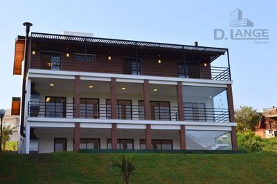 Casa Com 4 Dormitórios À Venda, 460 M² Por R$ 2.080.000 - Sousas - Campinas/sp - Ca8884