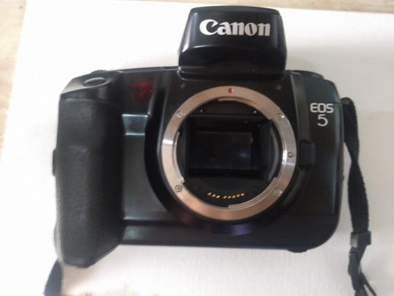 Corpo Canon Eos 5 Analógica