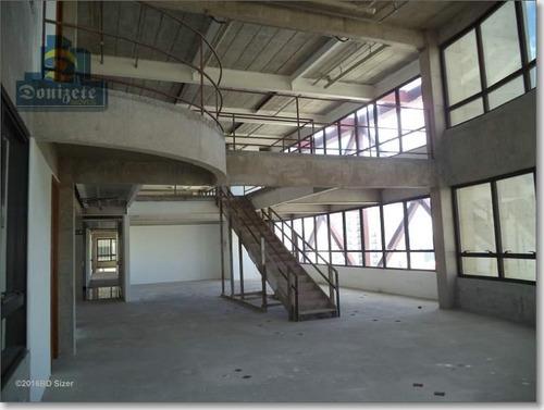 Sala, 700 M² - Venda Por R$ 7.000.000,01 Ou Aluguel Por R$ 50.000,00/mês - Jardim - Santo André/sp - Sa0206