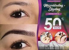 Cejas Microblading Microshading, Labios, Ojos Pestañas