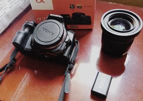 Camera Sony A37