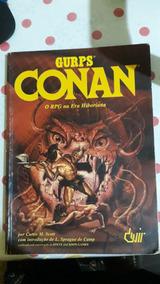 Gurps - Conan - 1997 (usado, Livro De Rpg)