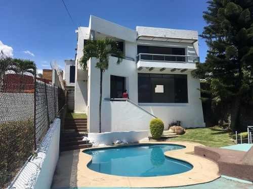 Casa En Venta Vista Hermosa Cuernavaca