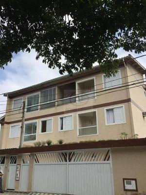 Casa Triplex Com 3 Dormitórios À Venda, Alto Padrão - Jd. Independência/voturua - São Vicente/sp - Ca1429