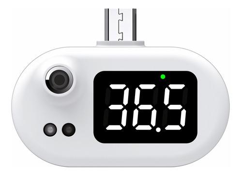 Termómetro Inteligente Usb Portátil Mini Teléfono Celular